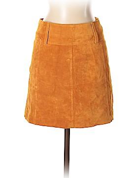 Bebe Leather Skirt Size 2