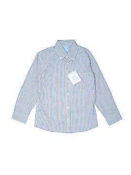Bella Bliss Long Sleeve Button-Down Shirt Size 6