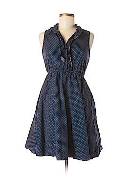 Bali Blue Casual Dress Size M