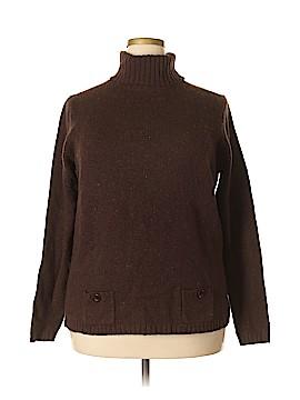 Eddie Bauer Turtleneck Sweater Size XXL