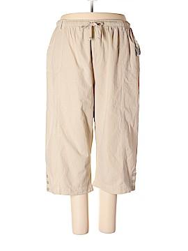 Karen Scott Casual Pants Size 3X (Plus)