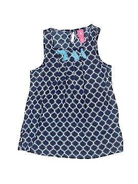 J. Khaki Sleeveless Top Size M (Kids)