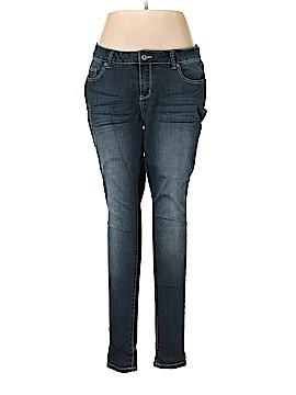 Blue Asphalt Jeans Size 16
