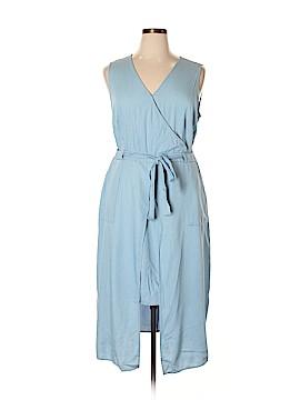 Modamix By Brandon Thomas Casual Dress Size 16W Plus (Plus)