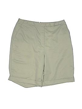 IZOD Khaki Shorts Size 16