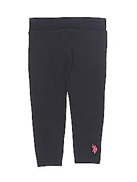 U.S. Polo Assn. Leggings Size 3T