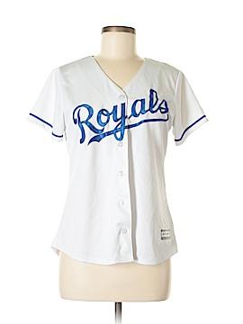 Majestic Short Sleeve Jersey Size M