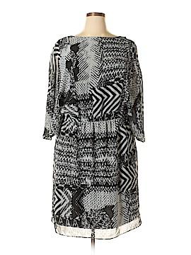 Madison Paige Casual Dress Size 2X (Plus)