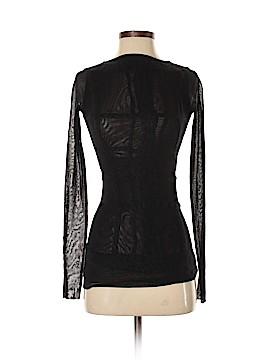 FUZZI Long Sleeve Blouse Size S