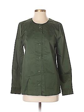 Kate Spade Saturday Long Sleeve Button-Down Shirt Size M