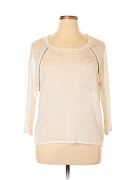 Bongo Pullover Sweater Size 1X (Plus)