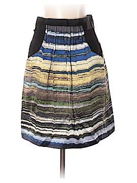 Hype Silk Skirt Size 2