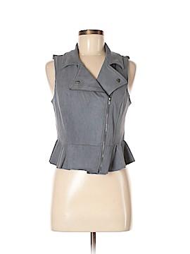 LC Lauren Conrad Faux Leather Jacket Size 6