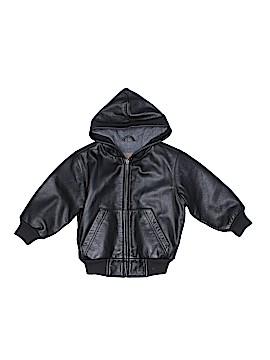Gap Leather Jacket Size XXS Youth