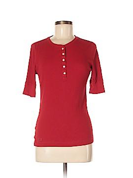 Lauren Jeans Co. 3/4 Sleeve Henley Size M
