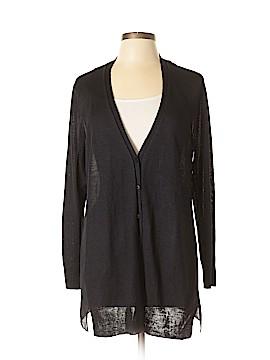 Nic + Zoe Silk Cardigan Size L