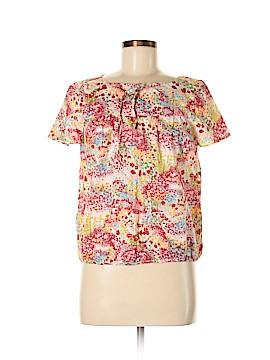 Paul & Joe for Target Short Sleeve Blouse Size M