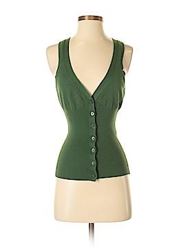 BCBGMAXAZRIA Silk Cardigan Size S