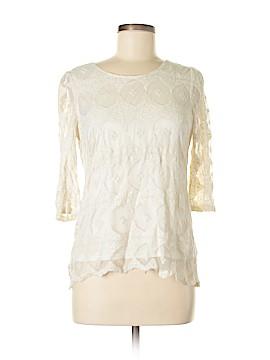 Malloy 3/4 Sleeve Top Size L