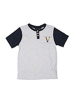 Volcom Short Sleeve Henley Size 6