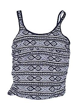 Carve Designs Swimsuit Top Size L