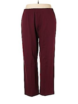 Norm Thompson Casual Pants Size 2X (Plus)