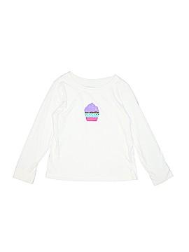 Garnet Hill Long Sleeve T-Shirt Size S (Youth)