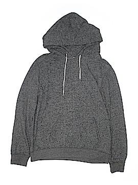 Zine Pullover Hoodie Size L