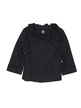 Think Tank 3/4 Sleeve Blouse Size L