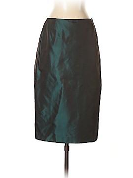 Calvin Klein Collection Silk Skirt Size 4