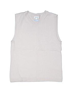 Jacadi Sweater Vest Size 10