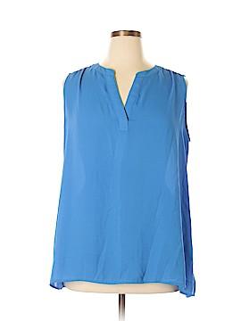 Chaus Sleeveless Blouse Size 1X (Plus)