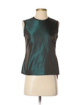 Calvin Klein Collection Sleeveless Silk Top Size 4