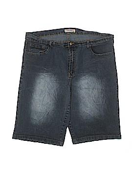 Old Skool Denim Shorts Size 20 (Plus)