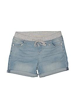 Justice Denim Shorts Size 16
