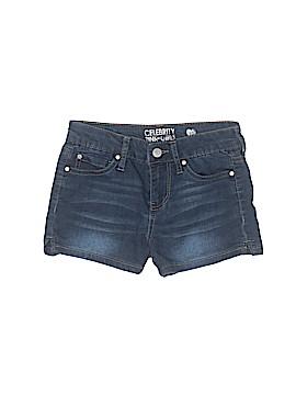 Celebrity Pink girls Denim Shorts Size 10
