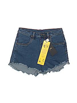 Rusty Denim Shorts Size 6