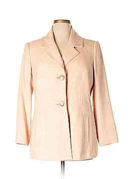 Carlisle Silk Blazer Size 16