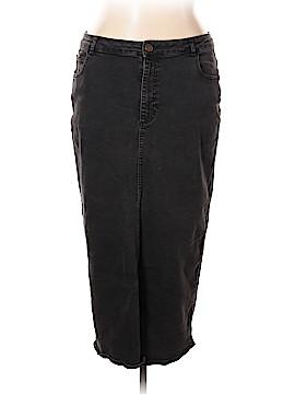 ASOS Denim Skirt Size 16