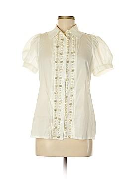 Twelve by Twelve Short Sleeve Button-Down Shirt Size M