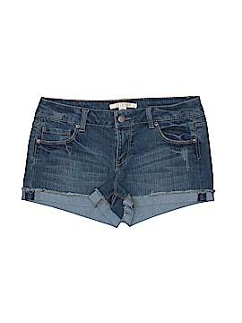 17/21 Exclusive Denim Denim Shorts 28 Waist