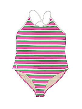 Ralph Lauren One Piece Swimsuit Size 14