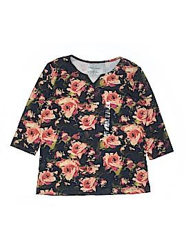 Rebecca Malone 3/4 Sleeve Top Size XL (Petite)