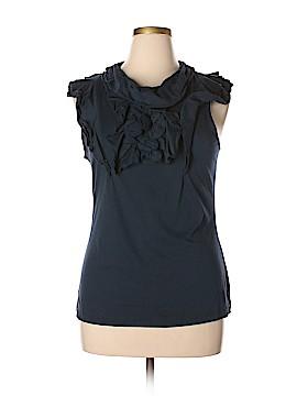 Deletta Short Sleeve Top Size XL