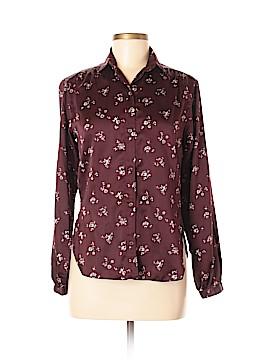 Breckenridge Long Sleeve Button-Down Shirt Size 6