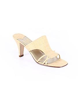 Ann Marino Heels Size 8