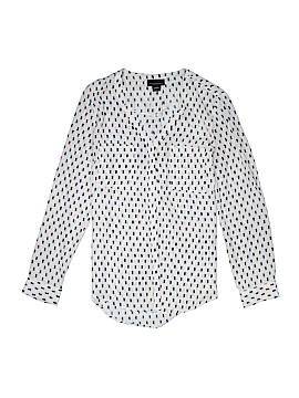 Metaphor Long Sleeve Blouse Size M