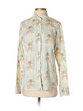 Paul & Joe Long Sleeve Button-Down Shirt Size Lg (3)