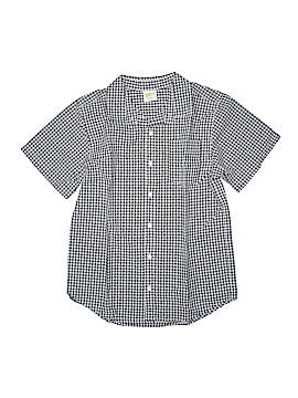 Crazy 8 Short Sleeve Button-Down Shirt Size 8
