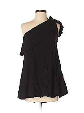 Delacy Short Sleeve Blouse Size XS
